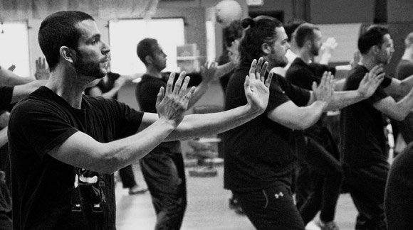 wing chun group